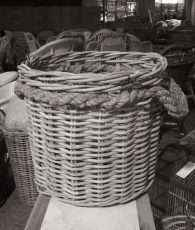 log-baskets
