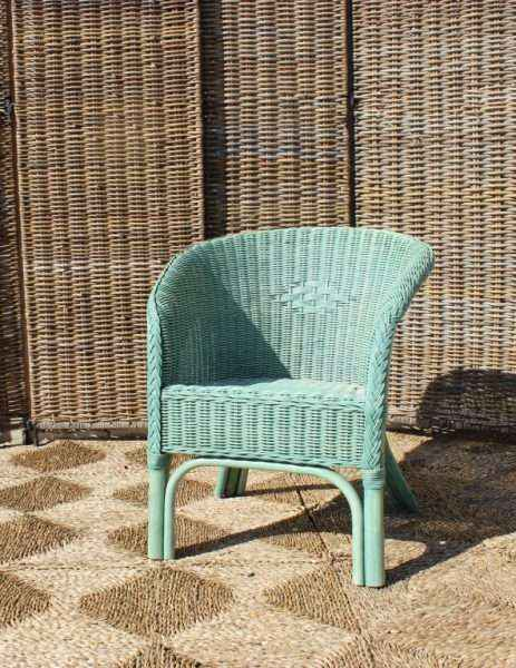 Bluff-Kids-Chair-Green