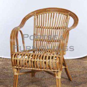 Coastal Rattan Chair