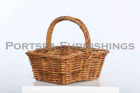 Rectangle Rattan Basket