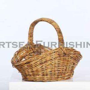 Dip Down Shopping Basket