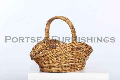 Dip Down Shopping Basket