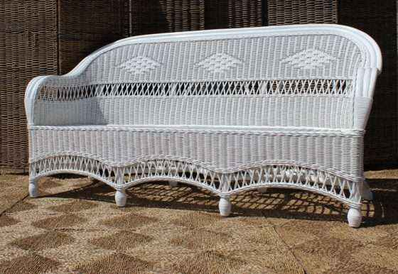 South-Port-3-Seater-White